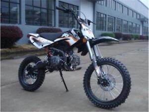 Gio 125cc Apollo Orion Dirt Bike