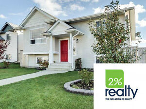 Beautiful 5 Bedroom Former Showhome!- Listed By 2% Realty Inc.