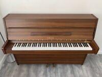 Modern Compact Yamaha Piano For Sale.