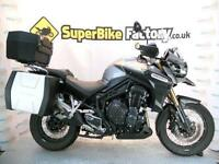 2015 62 TRIUMPH TIGER EXPLORER 1215