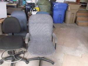 Grey Desk chair