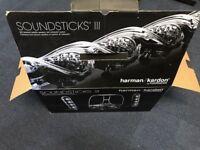 Soundsticks Harman/Kardon Speakers