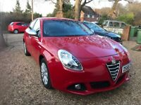 Alfa Romeo Giulietta 1.6 JTDm-2 Business Edition (s/s) 5dr 2016 (65 reg), Hatchback 15,000 miles