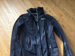 Bench BBQ jacket black size medium