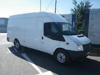 Ford Transit 2.2TDCi ( 125PS ) ( EU5 ) ( RWD ) 350L 350 LWB JUMBO