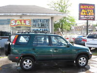 **1999 Honda CR-V SUV** Certified & E-tested