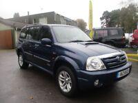 SUZUKI GRAND VITARA 2.0 XL-7 TD 7STR 5d 108 BHP (blue) 2003