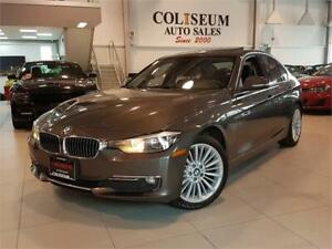 2015 BMW 3 Series 320i xDrive-AWD-NAVIGATION-SUNROOF-LOADED-ONLY