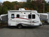 NEW 2014 HYBRID JAYCO JAY FEATHER ULTRA LITE X17A