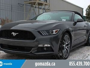 2016 Ford Mustang EcoBoost Premium LEATHER