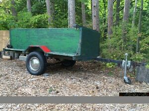 Utility Trailer for Sales - 4X8
