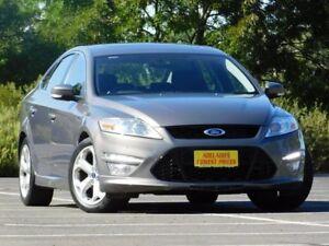 2012 Ford Mondeo MC Titanium PwrShift TDCi Grey 6 Speed Sports Automatic Dual Clutch Hatchback