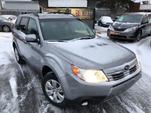 2009 Subaru Forester 2.5X All Wheel Drive  5SPEED!!!