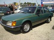 1982 Holden Commodore VH SL Green 3 Speed Automatic Sedan Granville Parramatta Area Preview