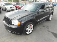 JEEP GRAND CHEROKEE SRT8 2008 ( NAVIGATION ,BLUETOOTH,TV/DVD )