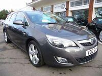 VAUXHALL ASTRA 1.6 SRI 5d 113 BHP ECONOMICAL ESTATE CAR! (grey) 2012