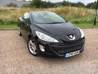 Peugeot 308 CC 1.6 THP SE CONVERTIBLE 2010 *VERY LOW MILES, STUNNING CAR*