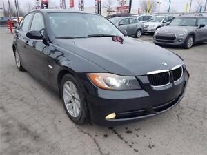 2007 BMW 3 Series 328i, CUIR, TOIT, MAGS
