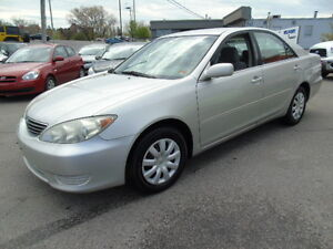2005 Toyota Camry LE Sedan auto air power group leasing availabe