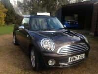 Immaculate Mini Clubman Estate, 2007, 1.6 cooper in excellent condition inside & out, lady owner.