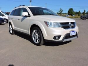2013 Dodge Journey crew, well maintained, very clean