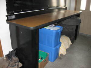 Craftsman Professional series work bench and cabinets