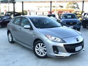 2012 Mazda 3 BL10F2 Maxx Activematic Sport Silver 5 Speed Sports Automatic Hatchback Palmyra Melville Area Preview