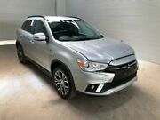 2017 Mitsubishi ASX XC MY17 LS (2WD) White Continuous Variable Wagon Bohle Townsville City Preview