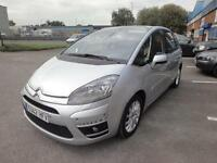 LHD 2011 Citroen C4 Picasso 1.6 HDI Automatic 5Door. SPANISH REGISTERED