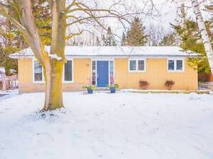 BRIGHT&CLEAN MAIN FLOOR 3BR BUNGALOW IN NEWMARKET,SHARON HWY 404