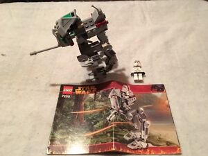 Lego Star Wars sets 7250 and 7668