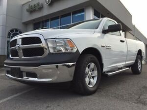 2016 Ram 1500 Reg Cab | Bluetooth | Rear Cam | 4X4