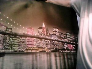 Wall Art: New York City Skyline