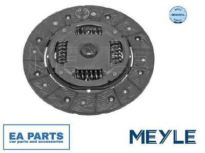 Clutch Disc for VW MEYLE 117 215 2800