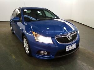 2013 Holden Cruze JH MY13 SRi Blue 6 Speed Automatic Hatchback Albion Brimbank Area Preview