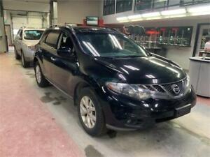 2012 Nissan Murano SV/BCKUP CAM/HTD SEATS/PANORAMIC ROOF