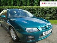 2005 MG ZR 105 Petrol green Manual