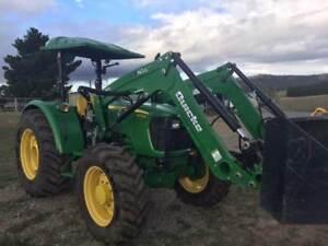 Tractor John Deere Queanbeyan Queanbeyan Area Preview