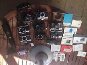 Old vintage cameras Frankston Frankston Area Preview