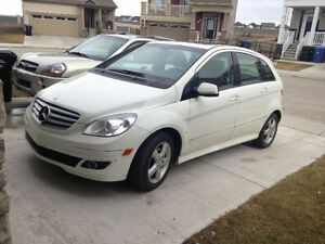 2008 Mercedes B200 4 cyl low on gas & with Uber ELVIS inspection