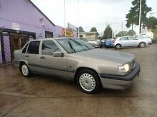 1996 Volvo 850 S Silver 4 Speed Automatic Sedan North St Marys Penrith Area Preview