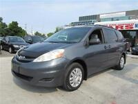 2007 Toyota Sienna CE - 8 Passenger - One Owner