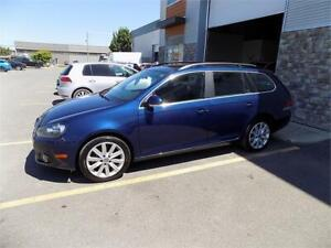2013 Volkswagen Golf Wagon Highline  **INSPECTÉ**