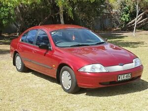 1999 Ford Falcon AU Forte 4 Speed Automatic Sedan Windsor Gardens Port Adelaide Area Preview