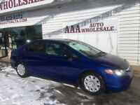 2006 Honda Civic Sdn DX-G MINT CONDITION ! Edmonton Edmonton Area Preview