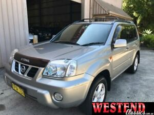 2003 Nissan X-Trail T30 Gold Manual Wagon Lisarow Gosford Area Preview