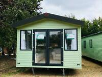 40 x 12 3 bed Holiday Home with decking