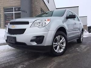 2011 Chevrolet Equinox LS - CLEAN!! BLUETOOTH, ALLOYS, POWER GRO