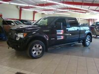 2011 Ford F-150 Black Beauty Eco Boost FX4