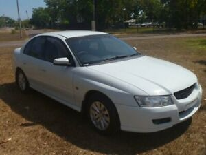 2006 Holden Commodore VZ MY06 Acclaim White 4 Speed Automatic Sedan Winnellie Darwin City Preview